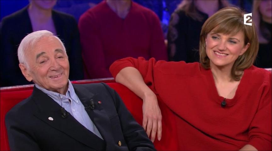 Vivement dimanche Aznavour